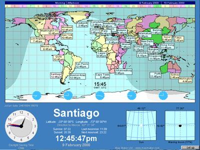 SM3CER Contest Service/Sun Clock™ for Windows - by MAP MAKER Ltd - A ...